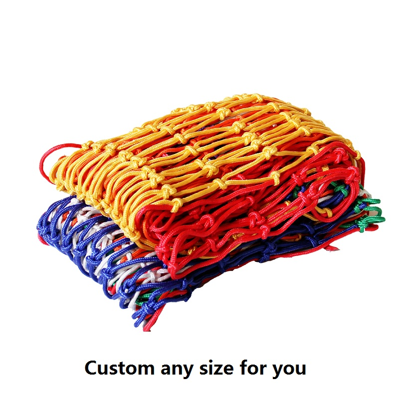 Stair Protection Network Colors Nylon Fence Child Safety