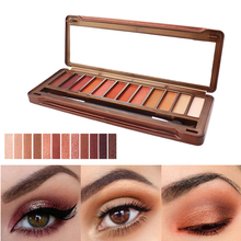TYA 12 heat palette color Smoky eyeshadow Palette Balm Glitter pigment matte Brow Cosmetic Makeup Natural Set with Brush