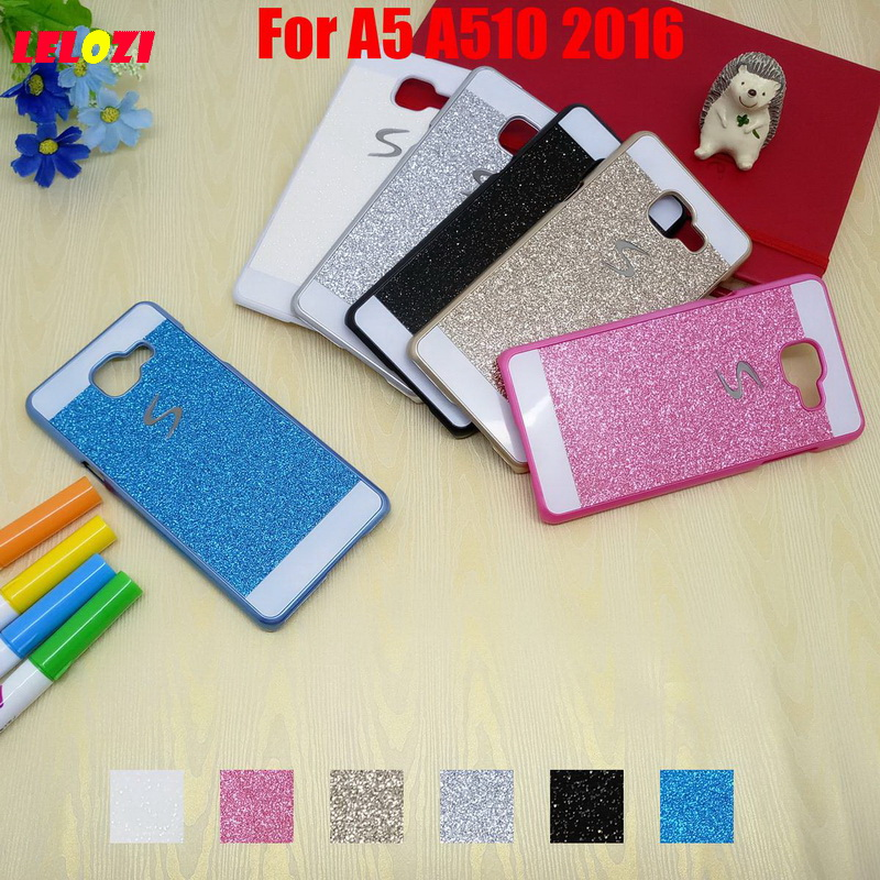 LELOZI Bling Shinning Glitter Hard PC Capinha Etui Case Cover Capa Cove For Samsung Gala ...