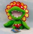 NEW Super Mario Plush Doll Figura 18 '7 cm Petey Piranha Brinquedo de Presente Do Bebê