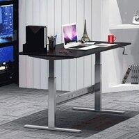 Новый 1,8 м Электрический Smart стол компьютерный стол регулируемый Портативный ноутбука подъем стола компьютерный стол 110 В 220 В 53 Вт 73 117 см под