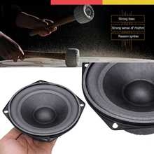 2PSC 5.25'' Speaker Accessories DIY Strong Bass Horn 30W Subwoofer Sound Box Update Vehicle Door Audio Stereo Loudspeaker(China)