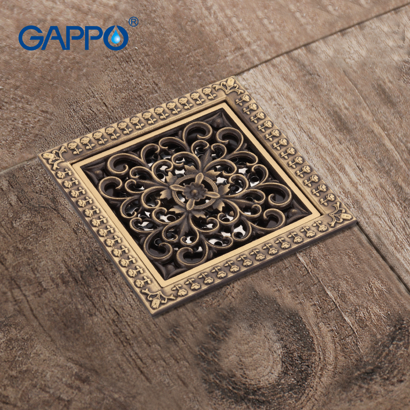 Fine Gappo Drains Bathroom Floor Drain Shower Fioor Cover Antique Brass Shower Drain Bathtub Shower Drains Download Free Architecture Designs Fluibritishbridgeorg
