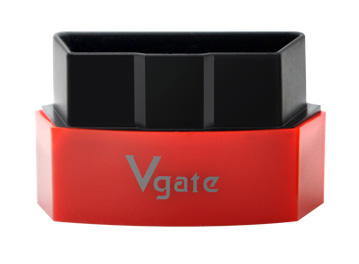 5 шт./лот Vgate iCar 3 Wifi OBD сканер Диагностический интерфейс iCar3 Wifi сканер кода - Цвет: Red