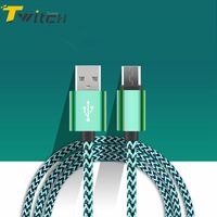 Micro USB Cable Fast Charger Data Cable Mobile Phone USB Charger Cable For Samsung HTC Huawei