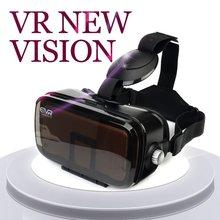 2017 ETVR Immersive Virtual Reality 3D Glasses Google Cardboard VR Box Headset 120 Degrees FOV + Bluetooth Gamepad Controller