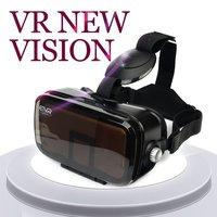 2017 ETVR Immersive Virtual Reality 3D Glasses Google Cardboard VR Box Headset 120 Degrees FOV Bluetooth