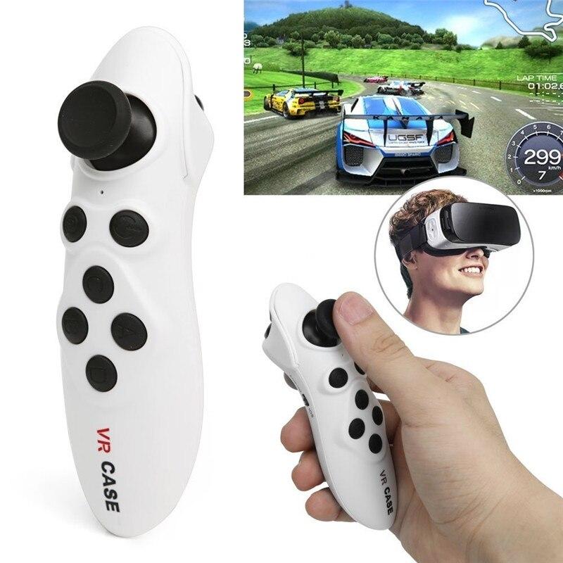 Мини VR случае Беспроводной bluetooth геймпад 3D Очки Мышь Дистанционное управление; для ...