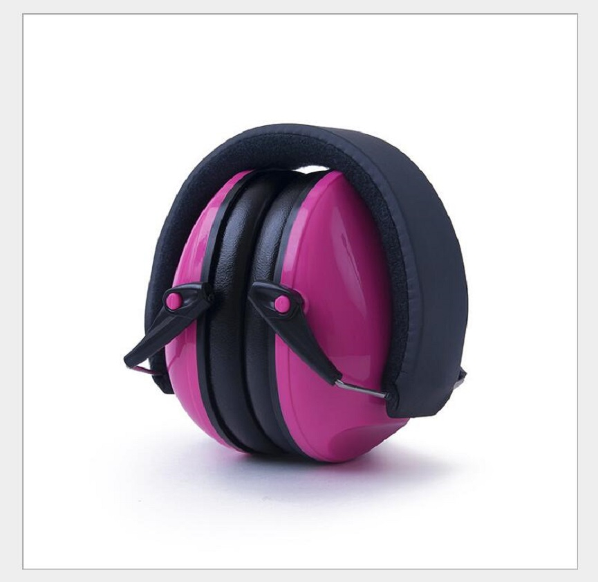 Workplace Safety Supplies Safurance 1 Pc Black/ Pink Kids Ear Muffs Hearing Protection Noise Reduction Children Ear For Defenders Safety Earphone The Latest Fashion