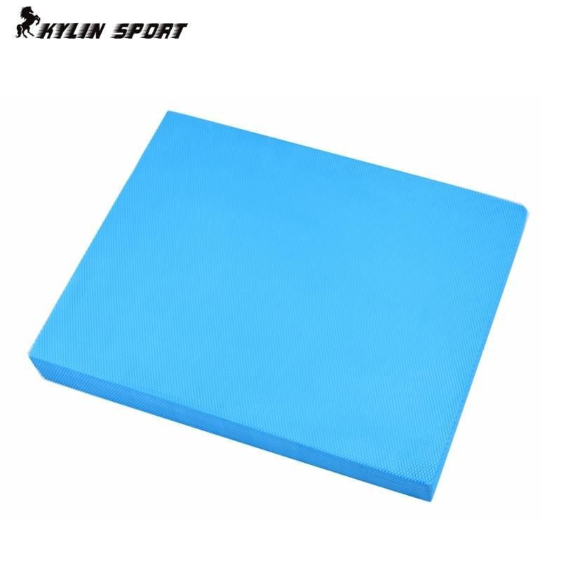 Us 39 29 10 Off Free Shipping Authentic Soft Pedal Balance Trainer Yoga Mat Sports Rehabilitation Equipment Stable Fitness Mat In Yoga Mats From