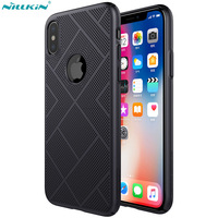 Original Nillkin Matte Case For Apple IPhone X Case Cover Air Series PC Thin Back Cover