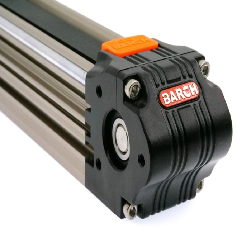 Linear guides rail innovated design coupling free-in ...