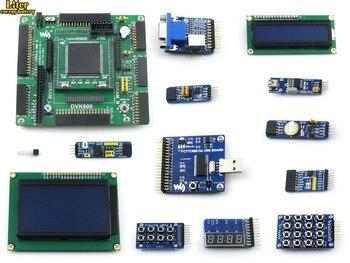 XILINX XC3S500E Spartan-3E FPGA Geliştirme Değerlendirme Kurulu + LCD1602 + LCD12864 + 12 Modülü = Open3S500E Paketi B