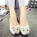 2016 New Fashion Spring And Summer Flat Heels Low Shallow Mouth Mouse Shoes Female Shoes Girls Flat Shoes Women Loafers