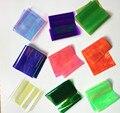 2016 Nuevos Productos De Moda 18 colores Lámina Holográfica Láser De Papel DIY Manicura Nail Art Sticker Vidrios Rotos Adornos de Belleza