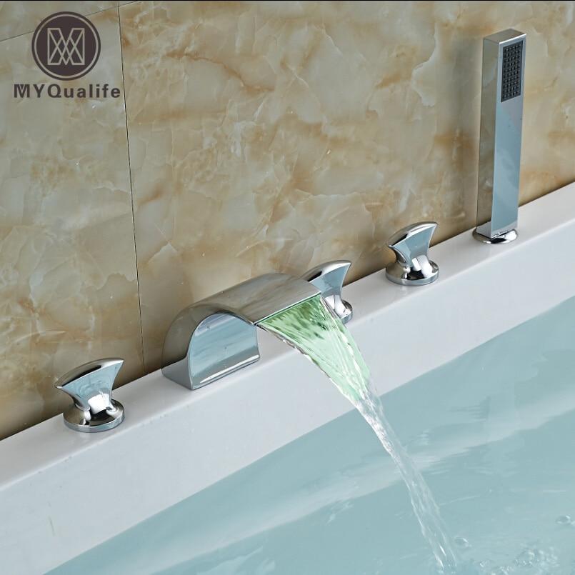 Get Changing Bathtub Color Aliexpress Com Alibaba