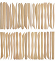 38 pcs Pottery  Set carving tools clay hand- colored carved clay modeling clay sculpture tools  FS07