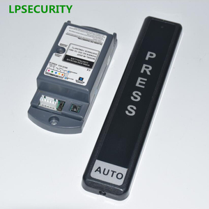 Image 5 - LPSECURITY Automatic gate door wireless home electronic touch switch door open switch