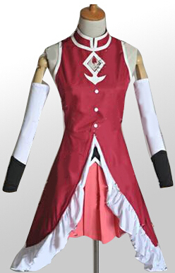 Custom Cheap Puella Magi Madoka Magica Kyoko Sakura Cosplay Costume Anime clothing Halloween