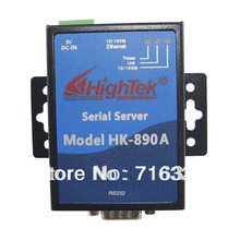 1 Port RS232 serial to Ethernet tcp ip Device Server