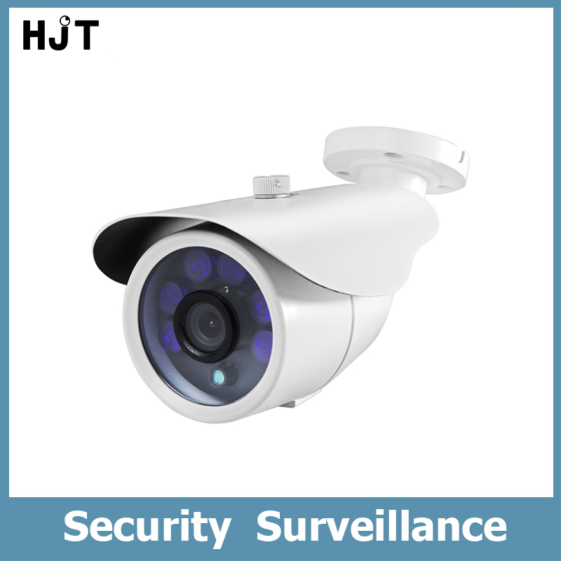 HJT Full HD Camera H.264 Metal CCTV Camera 6IR Night Vision P2P 1080P 2.0MP  Outdoor Waterproof Security Onvif2.4HJT Full HD Camera H.264 Metal CCTV Camera 6IR Night Vision P2P 1080P 2.0MP  Outdoor Waterproof Security Onvif2.4