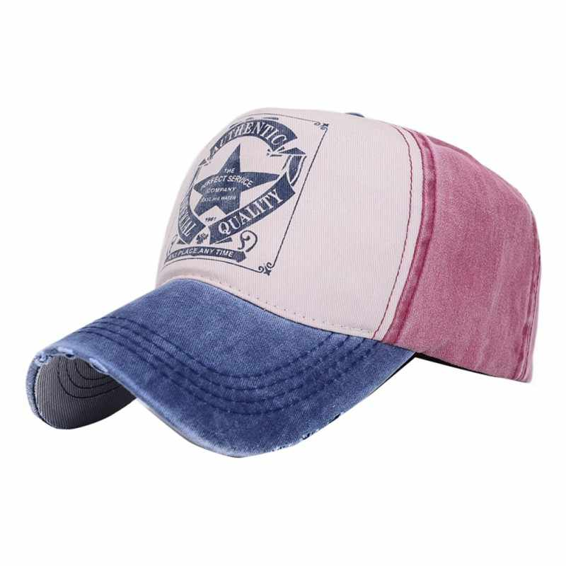 Unisex Men Women Adjustable Letter Print Outdoor Polo Hats Running Caps New