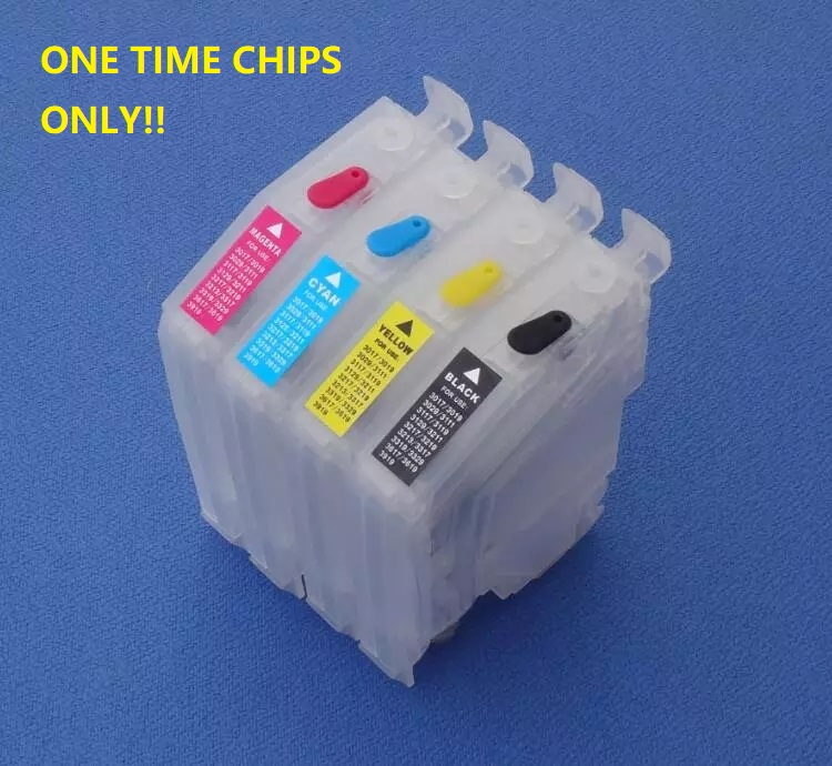 XIMO LC3617 LC3619 XL Empty refillable Ink Cartridge For Brother MFC-J2330DW MFC-J2730DW MFC-J3530DW MFCJ-3930DW j2330 etc. free shipping main board for brother mfc 240c mfc 240 mfc 240c 240 formatter board mainboard on sale