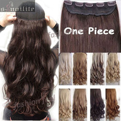 Factory price 18 28 45 70cm 100 real natural hair extention 3 4 full head clip.jpg 250x250