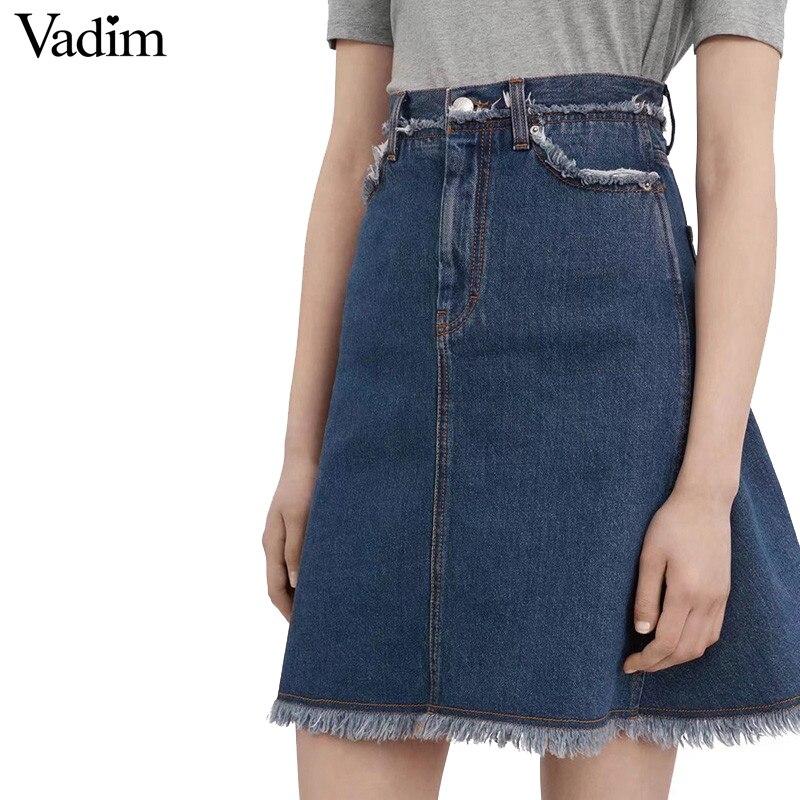 Popular High Waisted Fringe Skirt-Buy Cheap High Waisted Fringe ...