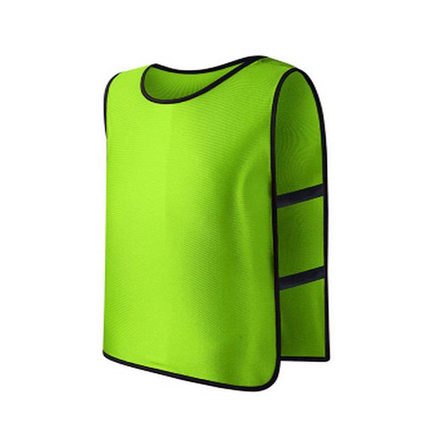 New 1Pc Children Kid Team Sports Football Soccer Training Pinnies Jerseys Train Bib Vest