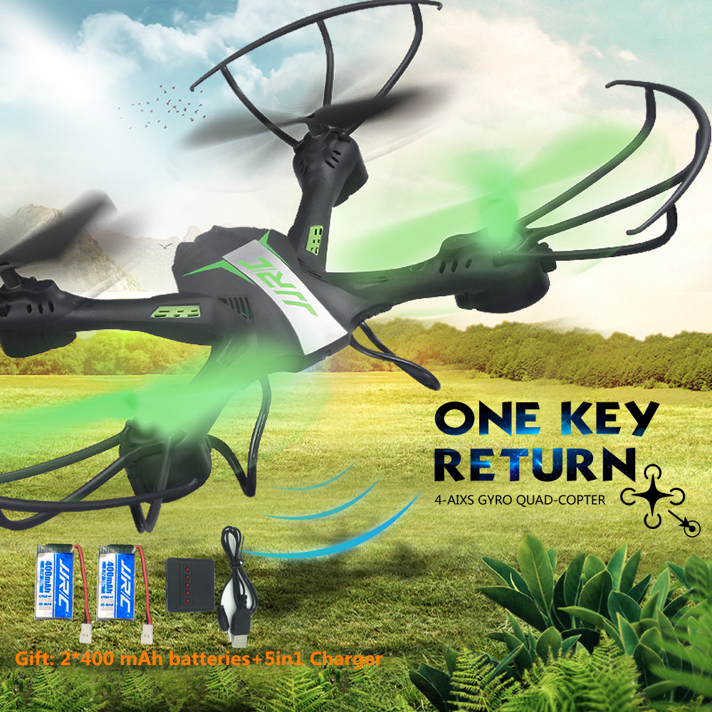 JJRC H33 RC Drone Headless Mode RC Helicopter One Key Return Dron Mini Drone 2.4G 6Axis RC Quadcopter VS JJRC H31
