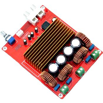 TAS5613 OPA1632DR Class D 150W+150W 4ohm High Power Amplifier Finished Board YJ00213 1pair pass am single ended class a power amplifier board 10w with balanced input finished board