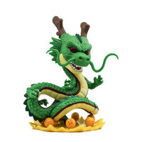 Funko pop 15cm Anime Dragon Ball SHENRON & SHENLONG PVC Action Figure Collection Model toys for children birthday Gift with box