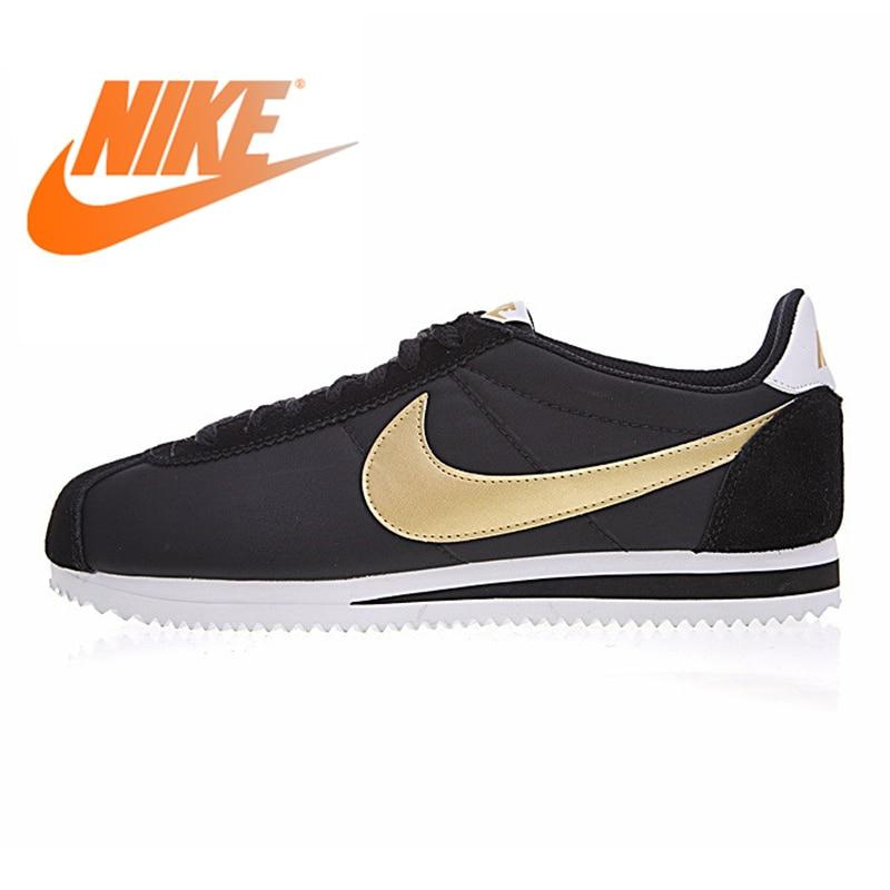 5a0e3d3e Cheap Original NIKE CLASSIC CORTEZ NYLON zapatos para correr para hombre  zapatillas de deporte al aire