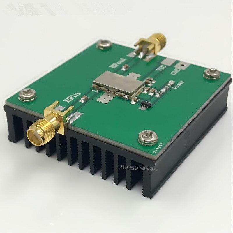4W 890-960MHz 30dB RF power amplifier broadband RF power amplifier 2mhz 40mhz 50w 12 15v hf power amplifier shortwave power amplifier broadband rf amplifier