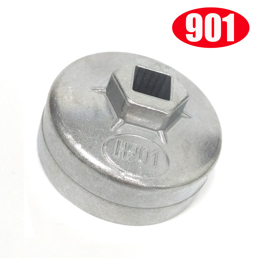 65mm 14 Flute Oil Filter Cap 901 Wrench Socket Remover Tool For Honda Kawasaki