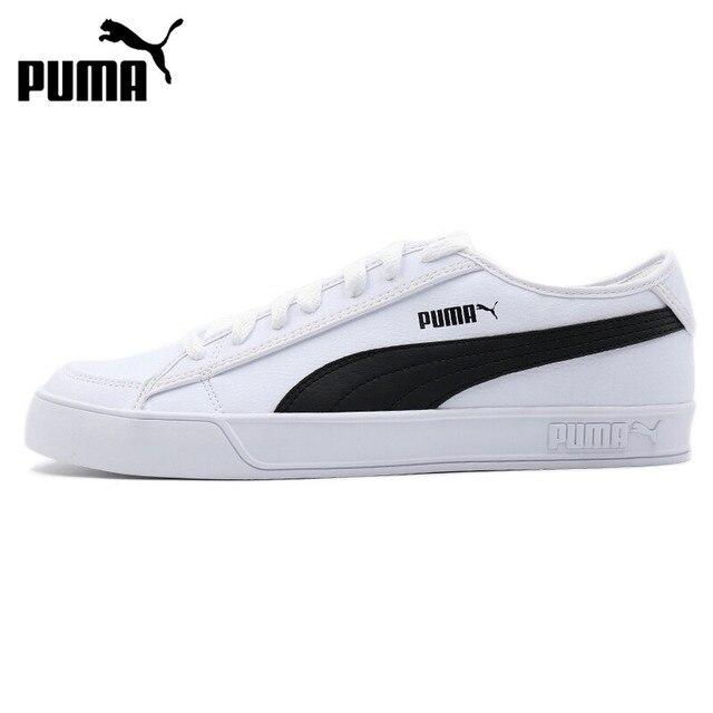 91ea2ea857321 Original New Arrival 2018 PUMA Smash v2 Vulc SL Unisex Skateboarding Shoes  Sneakers