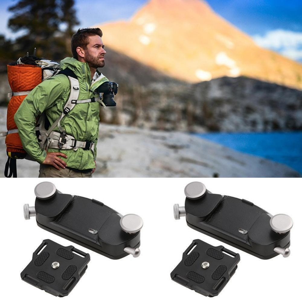 Belt Strap Quick Release Mount Buckle Hanger Clip Adapter For GoPro Camera Holster Hanger Quick Waist Button Clip Accessories стоимость