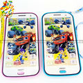 ZXS kids toy mobile phones English Language Children Mobile Toy blaze toys Talking and Learning Machine education Electronic Toy