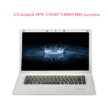 15.6″ gaming laptop computer 8GB RAM 256GB SSD or 1TB HDD J3455 quad core 1920*1080 IPS screen Windows 10 a laptops