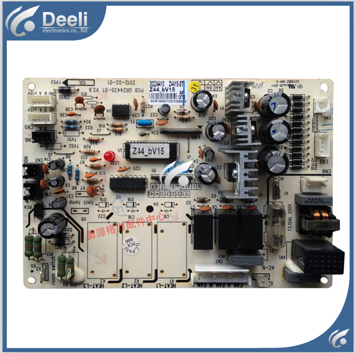 95% new good working for air conditioner motherboard 30224410 circuit board grz4435-st on sale все цены