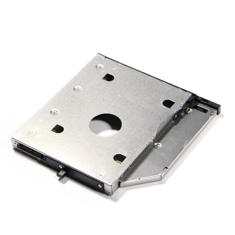 PROMOTION! Universal Aluminum 12.7mm SATA 3.0 2nd Caddy 2.5