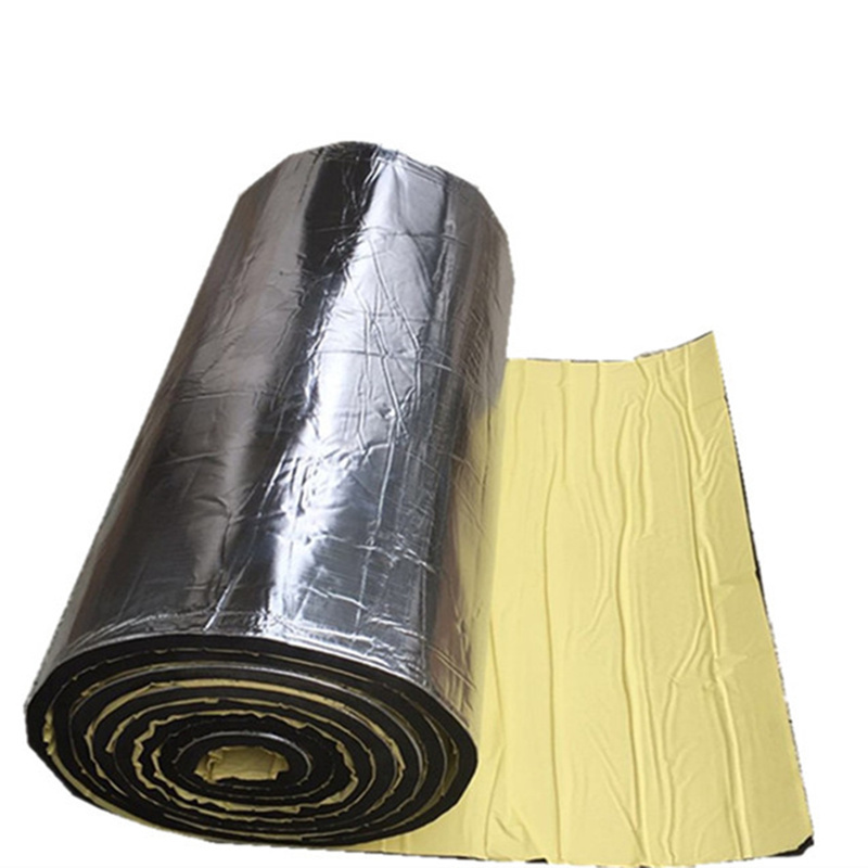 1M Aluminum Foil soundproof panel tape drain pipe silencer Sound-Absorbing Noise Sponge Foam for KTV Audio Room Studio Room1M Aluminum Foil soundproof panel tape drain pipe silencer Sound-Absorbing Noise Sponge Foam for KTV Audio Room Studio Room