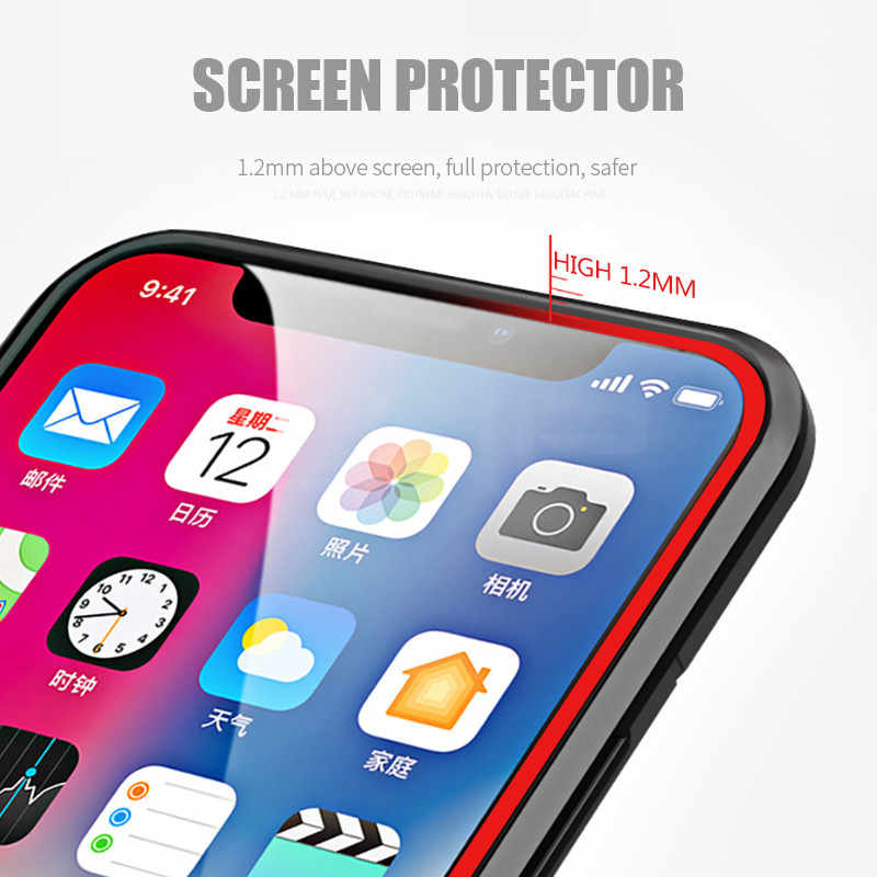 ZNP 360 Full Shockproof Phone Case For Huawei Nova 2 2s 3 3i 3e Armor Protective Case For Honor Play V9 play Holder Cover Shell