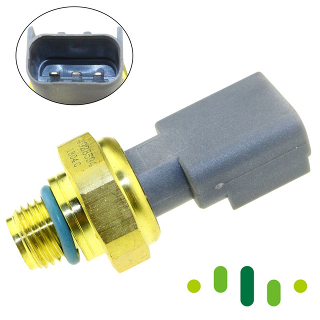 US 24 OFF High Quality Exhaust Gas EGR Pressure Sensor 4928594 For Cummins Engine ISX ISM ISC ISL ISB ISF 2 8 3 8 4087989 4903479 4921746 In