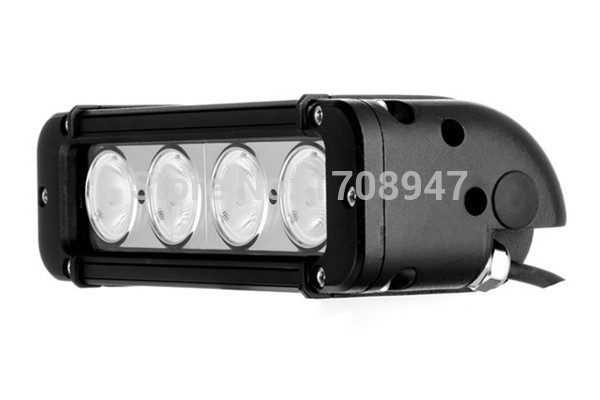 1piece 40W shockeproof 40w single row led light bar, mini  roof led light bar,car led driving light bar for 4X4 vehicles видеоигра бука saints row iv re elected