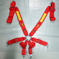 1set New type FIA 2020 6Point 3 inches Racing Seat Belt RACING HARNESS with eye bolt SAB07 (Red,blue,black availabel)