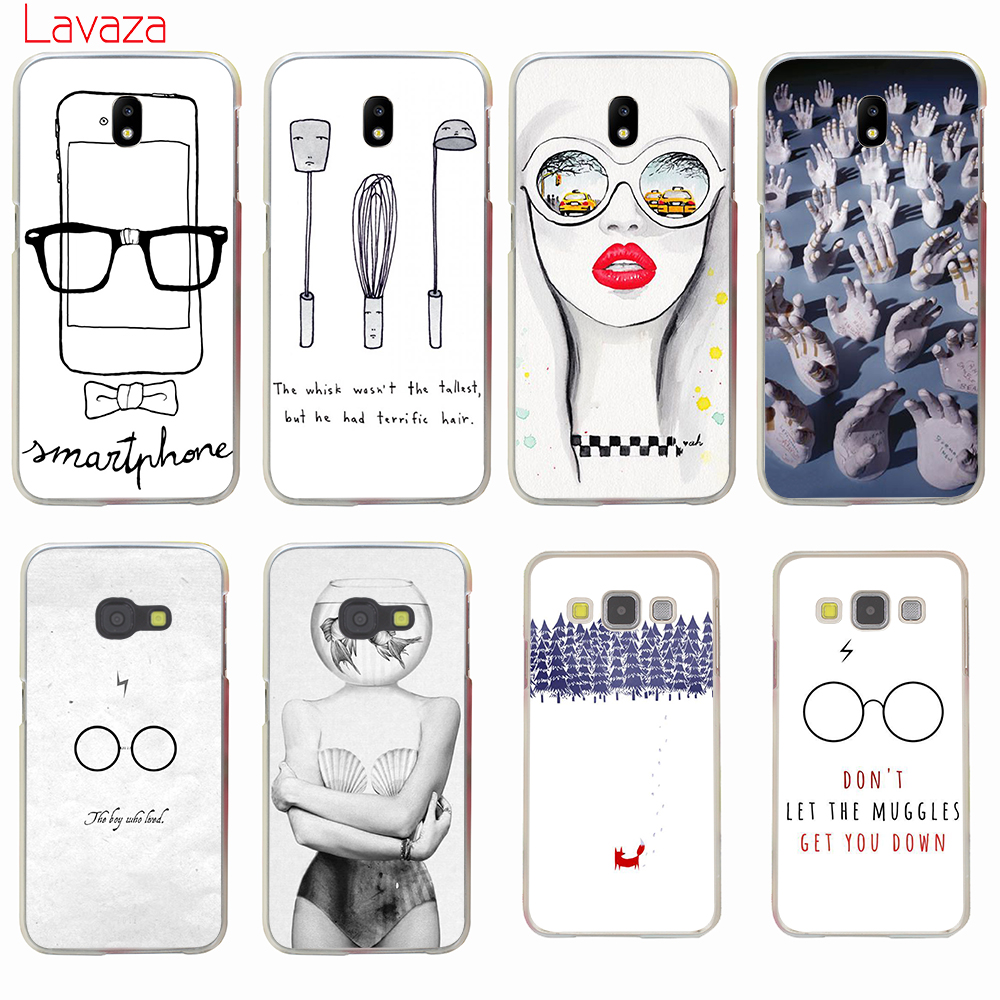 Lavaza New Fashion Don t Let The Hard Phone Case for Samsung Galaxy J7 J1 J2 J3 J5 2015 2016 2017 Prime Pro Ace 2018 Cover ...
