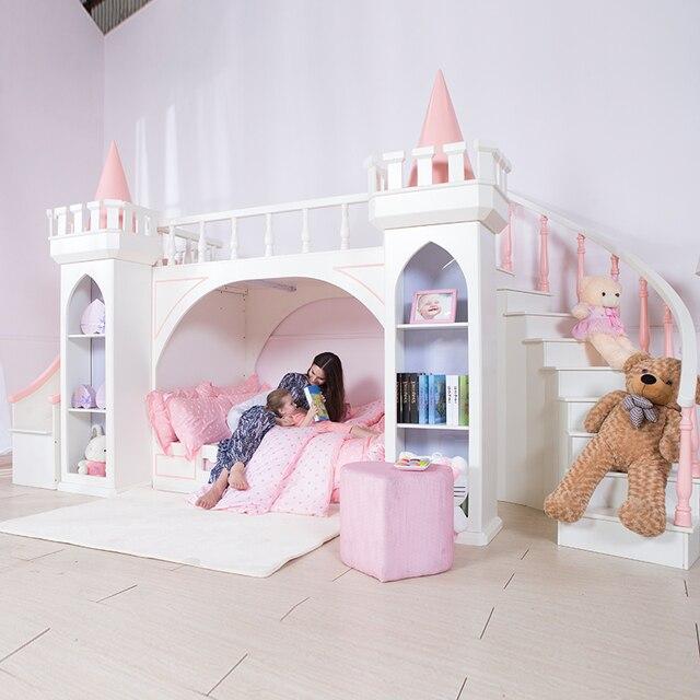 0125TB005 Europäischen stil moderne mädchen schlafzimmer möbel ...