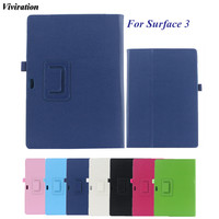Viviration Good Use Solid Bule Tablet PC Cover Case Wholesale High Quality PU Leather Stand Cover